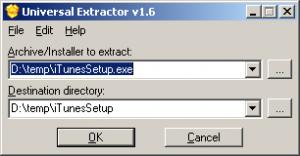 unversal_extractor