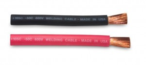 FLEXIBLE WELDING CABLE
